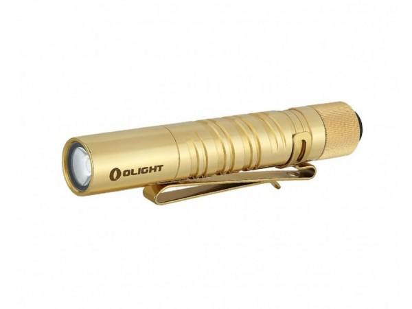 Olight i3T EOS Brass