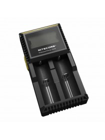 Зарядное устройство Nitecore D2 двухканальное